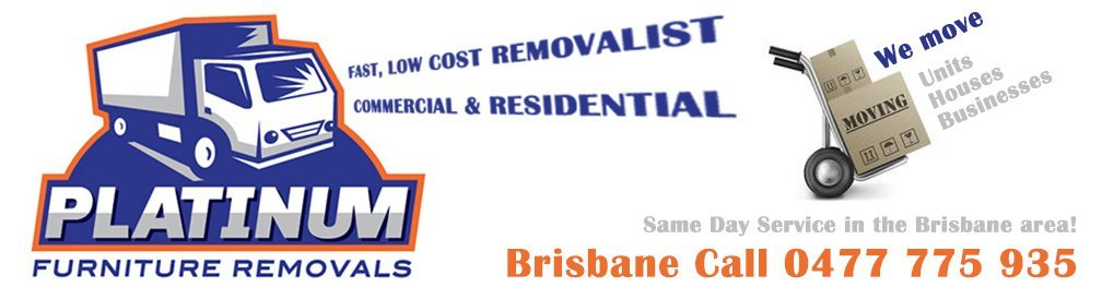Platinum Furniture Removalists Brisbane